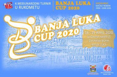 """4. MEĐUNARODNI TURNIR U RUKOMETU """"BANJALUKA CUP 2020"""""""